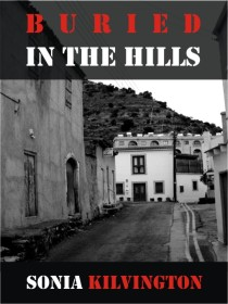 final sonia book cover buried in the hills