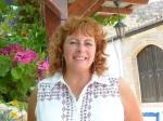 Sonia at Miltos Tavern Oroklini